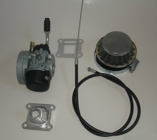 mini moto performance carburettor