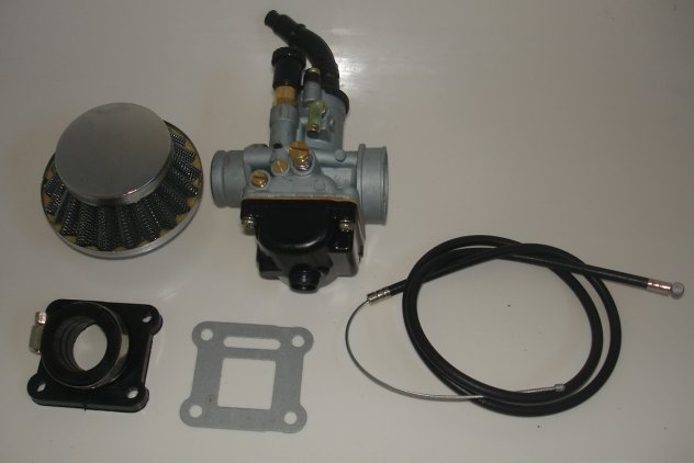 mini moto 19mm carburettor