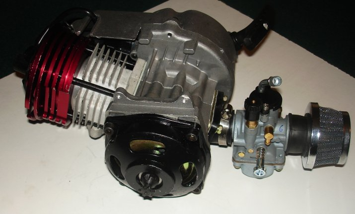 minimoto high performance engine